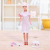 Кукла-модель «Врач» с аксессуарами, фото 1