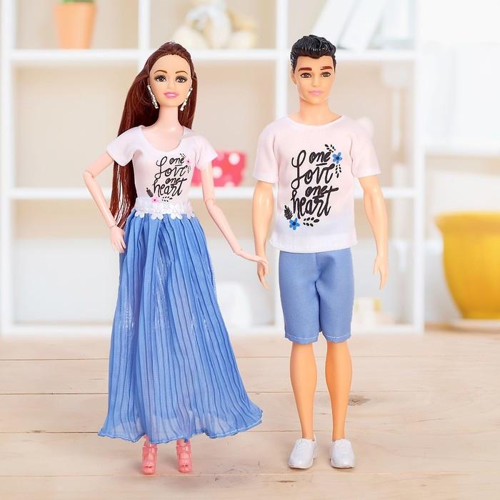 Набор кукол- моделей «Семья»