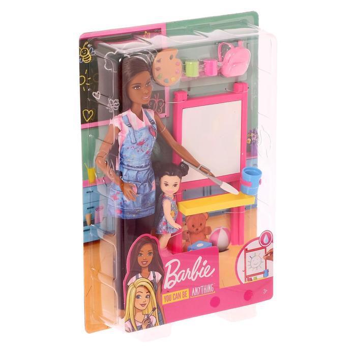 Кукла Barbie, с набором, серия «Профессии»