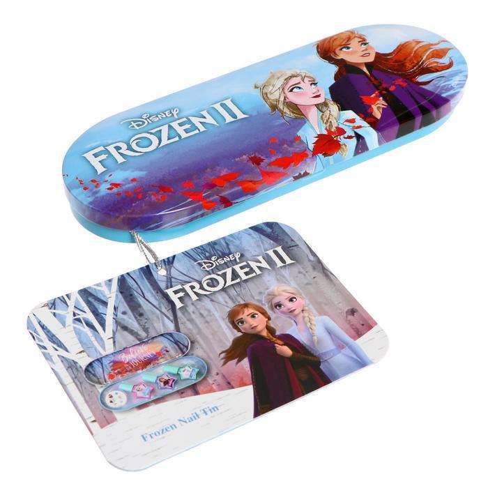 Игровой набор детской декоративной косметики для ногтей, в пенале маленький