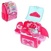 Игровой набор «Салон красоты» в рюкзаке, фото 1