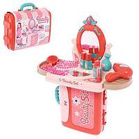 Игровой набор «Салон красоты» в чемодане