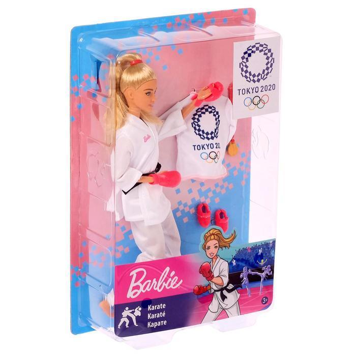 Кукла Барби «Олимпийская спортсменка»