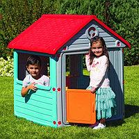 Игровой домик для улицы, фото 1
