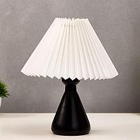 Лампа настольная 16159/1 E27 40Вт черный 25х25х27 см, фото 1
