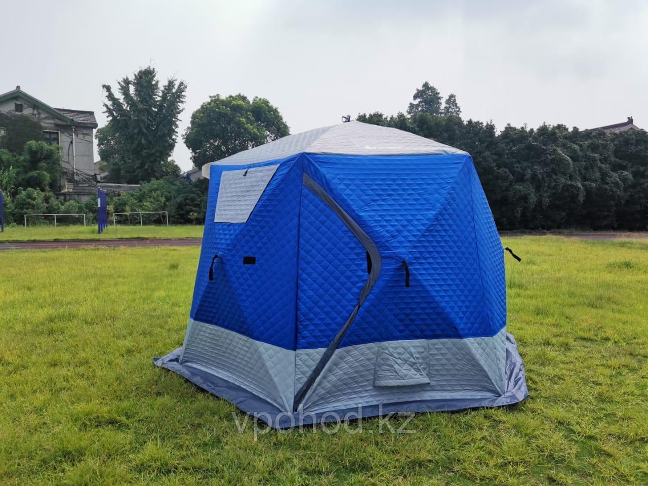 Палатка для зимней рыбалки MIR 2020