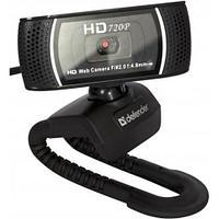 Web-камера Defender G-LENS 2597 Черная