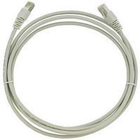 Неэкранированный коммутационный кабель кат. 5e 3М FQ100071577 RJ45-RJ45 UTP LSZH 2м Серый