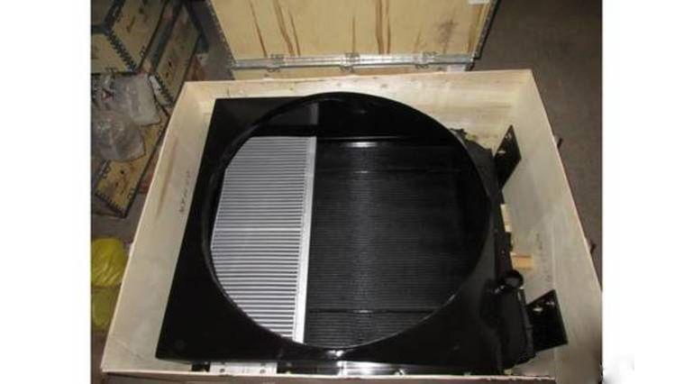 Радиатор в сборе  с диффузором (водяной) LW500F 105cm*90cm