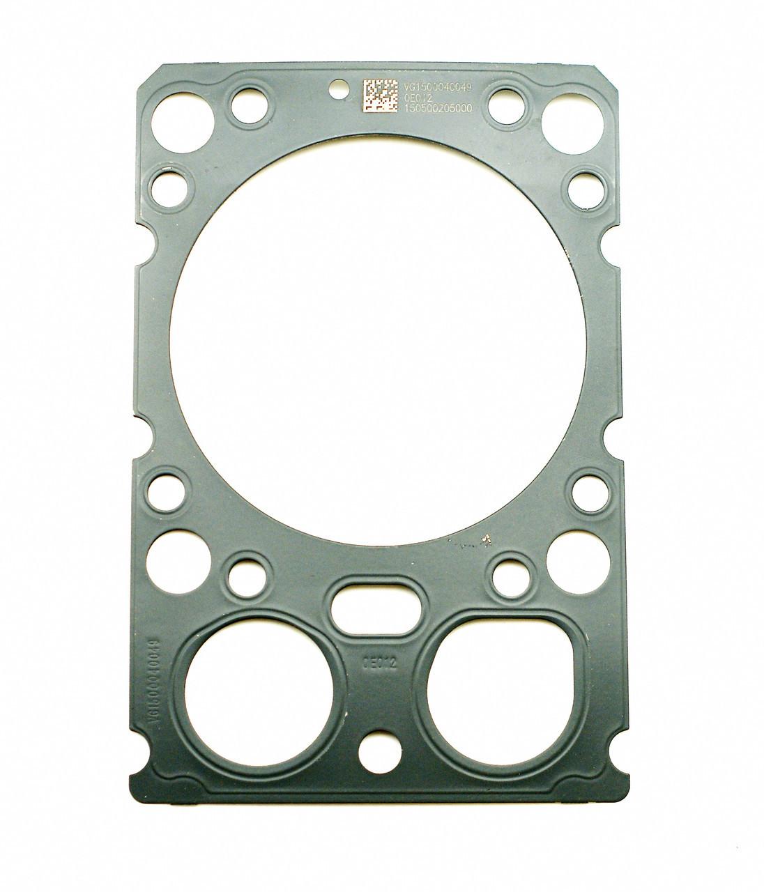 Прокладка двигателя Weichai WD618. QY-QCD-WD618-DP-003-X (полный)