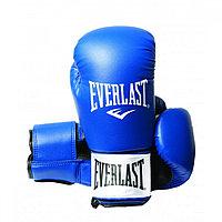 Боксерские перчатки Everlast кожа заменитель