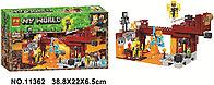 Конструктор LARI Minecraft Мост Ифрита 11362 (Аналог LEGO Minecraft 21154)