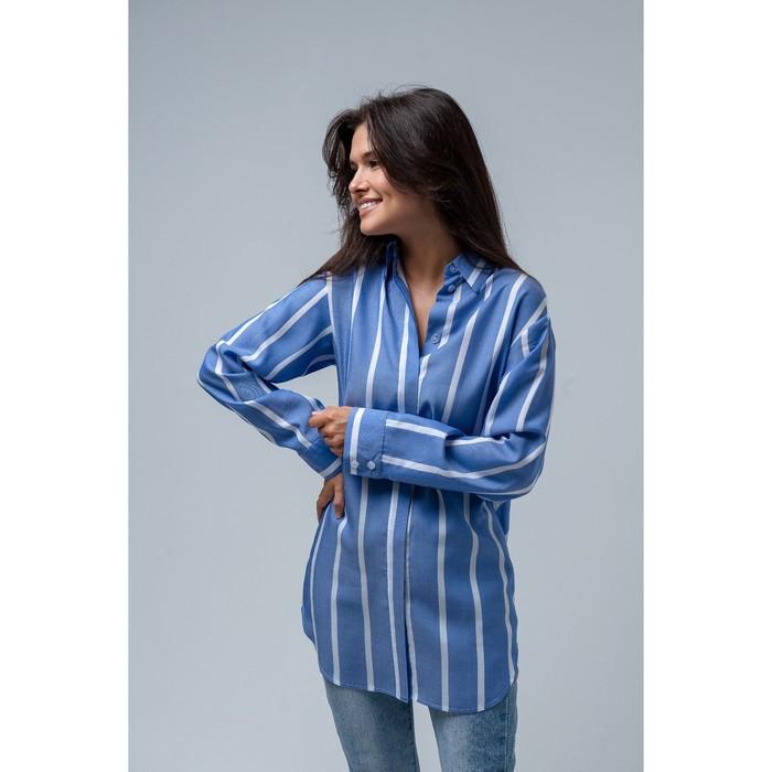 Рубашка MIST, р-р 40-42, голубой