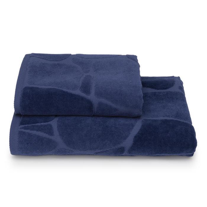 Полотенце махровое Arenaria ПЦС-3501-4479 цв.19-3936 70х130см, фиолетовый, хл100%, 460г/м2