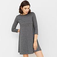 Платье женское, цвет графитовый, рост 164-170 см, размер 42 (XS)