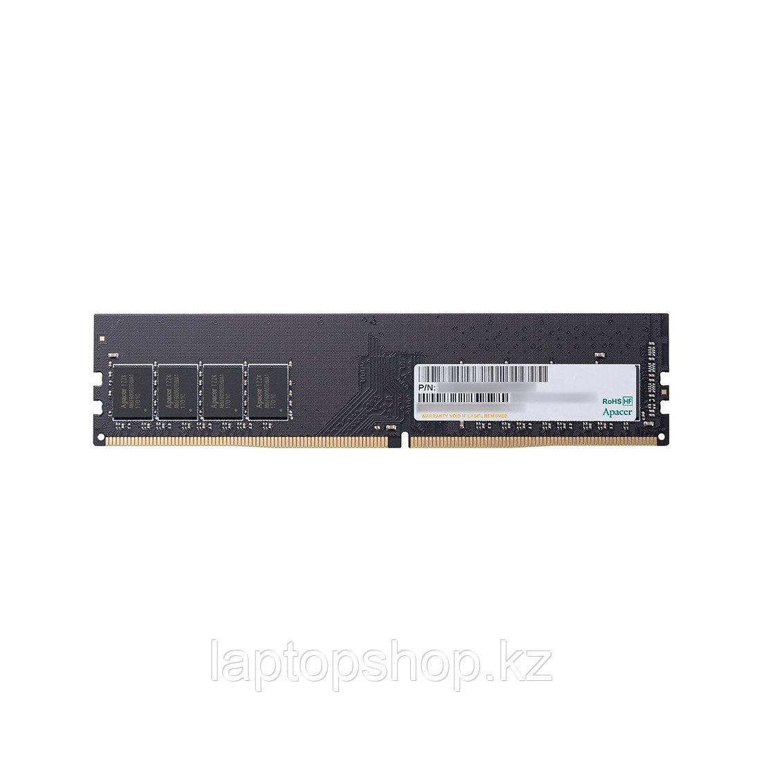 Память DIMM DDR4 8Gb Apacer, EL.08G2V.GNH, DIMM