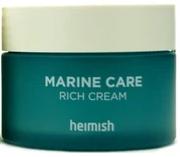 Heimish Marine Care Rich Cream 60ml -Увлажняющий крем для лица