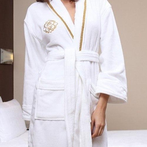 Халаты с вашим логотипом