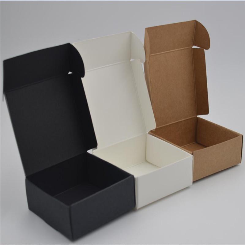 Картонные подарочные упаковки