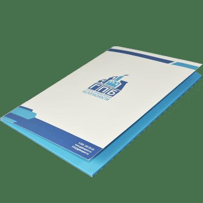 Папки и портфели с вашим логотипом