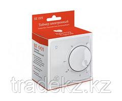Терморегулятор для теплого пола, таймер электронный SE001