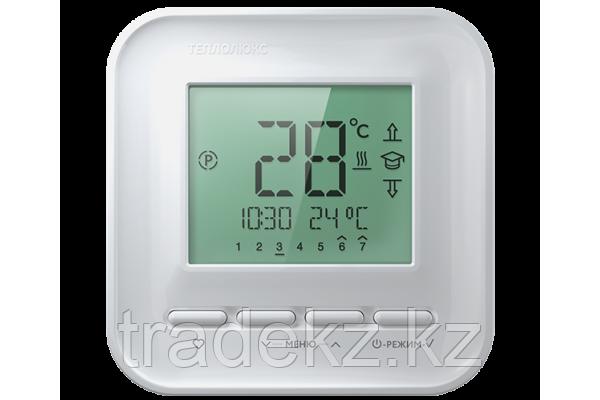 """Терморегулятор для теплого пола """"Теплолюкс"""" 520 белый"""
