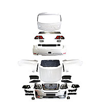 Nissan Patrol 2020 рестайлинг пакет GBT для Nissan Patrol Y62 2010+