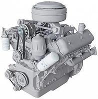 Двигатели ЯМЗ семейства V6