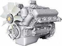 Двигатели ЯМЗ семейства V8