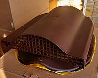 Аэратор - вентиль для металлочерепицы Монтеррей, СуперМонтерей