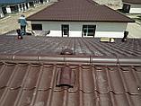 Аэратор - вентиль для металлочерепицы Монтеррей, СуперМонтерей, фото 3