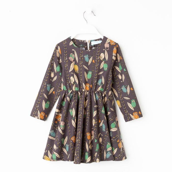 """Платье KAFTAN """"Цветы"""", 98-104"""