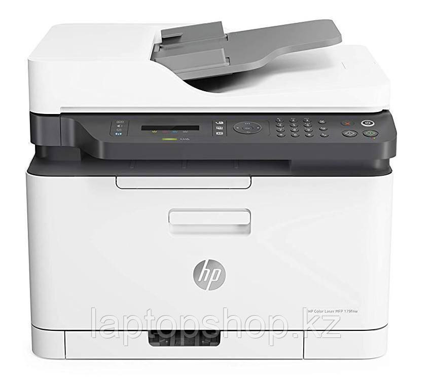 Многофункциональное устройство HP 4ZB97A HP Color Laser MFP 179fnw Printer (A4) , Printer/Scanner/Copier/Fax