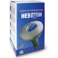 Ионизатор серебра для воды НЕВОТОН ИС-112