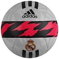 Мяч футбольный ADIDAS RM Club, размер 5, TPU, 14 панелей, машинная сшивка
