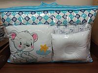 Детское постельное белье КПБ 17 предметов Мышка