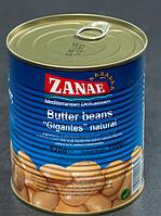 Фасоль конс Zanae гигант.в рассоле 820г ж/б