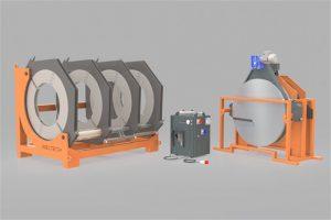 Сварочный аппараты для пластиковых труб WELTECH W-500