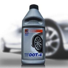 Жидкость тормозная ДОТ-4 0,455л/25 Extra
