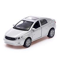 Машина металлическая Auto-RUS, инерция, открываются двери, МИКС, фото 1