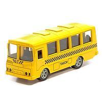 Автобус металлический «Спецслужбы», открываются двери, инерция, МИКС, фото 1