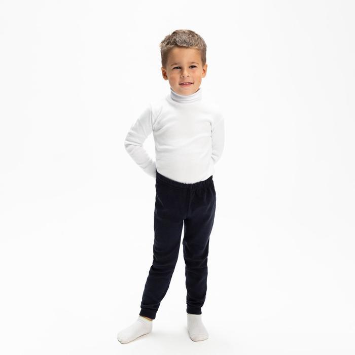 Кальсоны для мальчика, цвет тёмно-синий, рост 128 см (8)