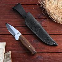 Нож охотничий «Миньяр» НР38, ст. 95Х18, рукоять ценные породы дерева, 20 см, фото 1