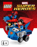 LEGO SUPER HEROES (СУПЕРГЕРОИ)