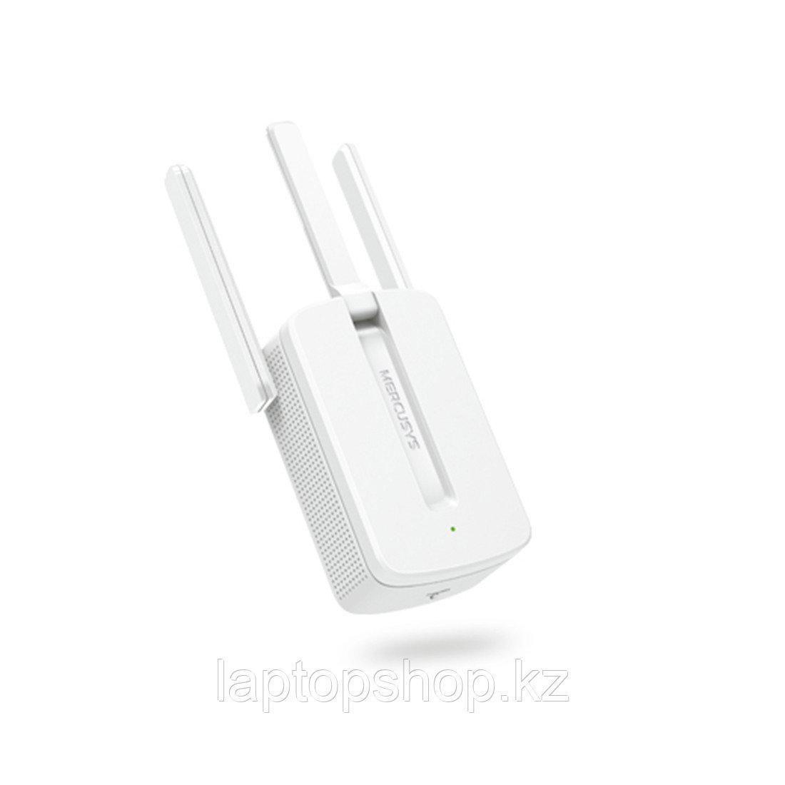 Усилитель Wi-Fi сигнала Mercusys MW300RE, 300 мбит/с