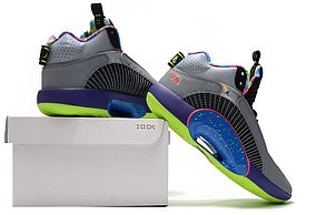 "Air Jordan XXXV (35) ""Neon"" (40-46), фото 3"