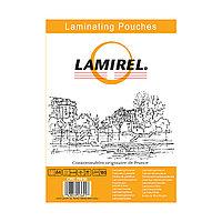Пленка для ламинирования, Lamirel, LA-78658, А4, 100мкм, 100 шт.
