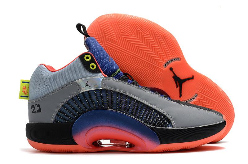 """Air Jordan XXXV (35) """"Party"""" (40-46)"""