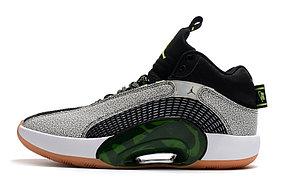 "Air Jordan XXXV (35) ""Silver Green"" (40-46), фото 2"