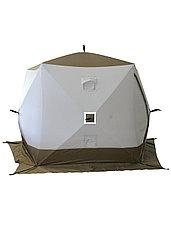 "Палатка для зимней рыбалки PF-TW-15 СЛЕДОПЫТ ""Premium"" 5 стен (1,8х1,75 м), фото 3"